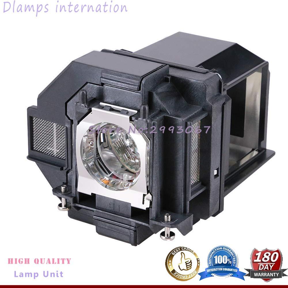 Проекционная лампа для ELPLP96, для домашнего кинотеатра