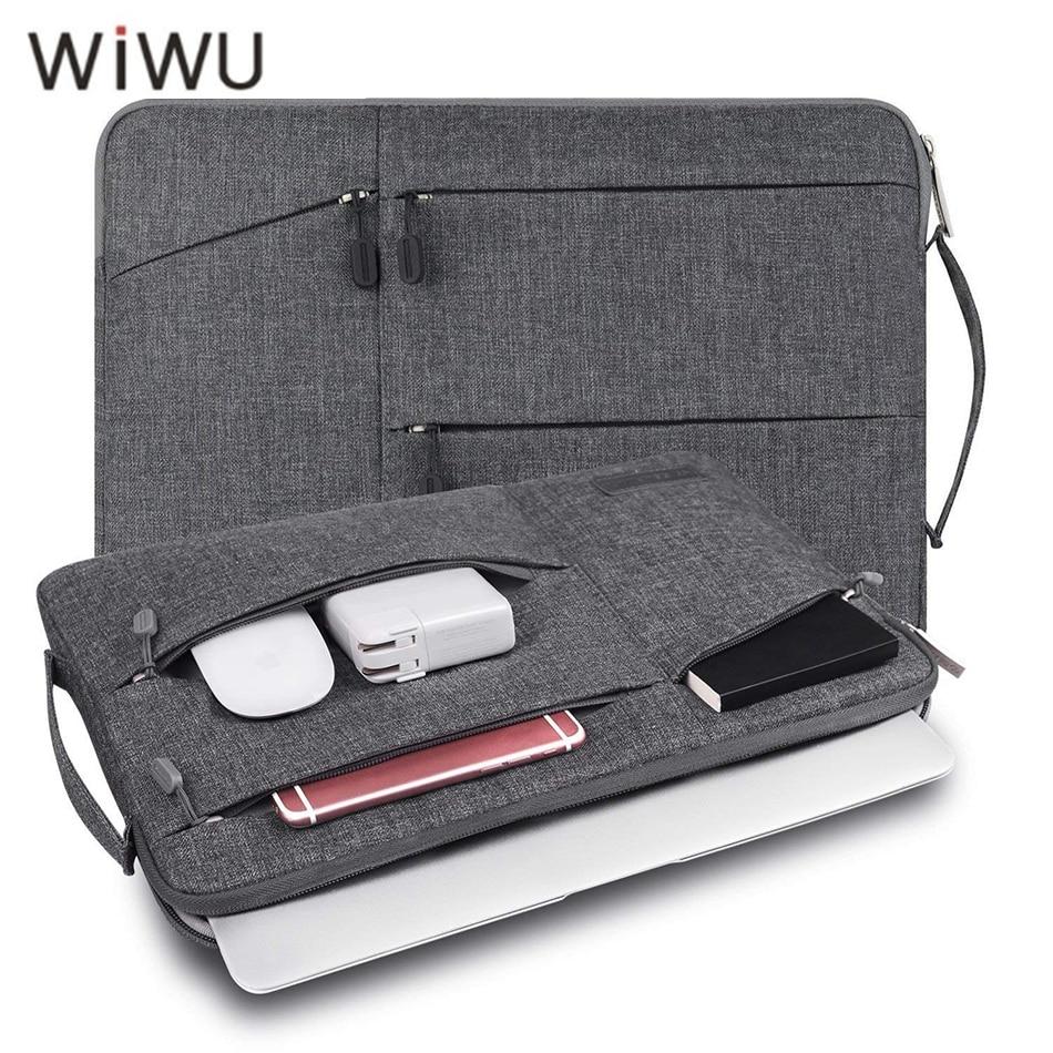 Gearmax 11 12 13 14 15 Сумка для ноутбука 15,6 Мужская сумка для ноутбука для женщин Шерстяные футляры для Macbook Air 13 Чехол для Macbook Pro 13 15 Чехлы для ноутбук...