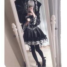 Nouveau vêtement Anime Kanzaki Ranko Cos gothique Cosplay costume sur mesure