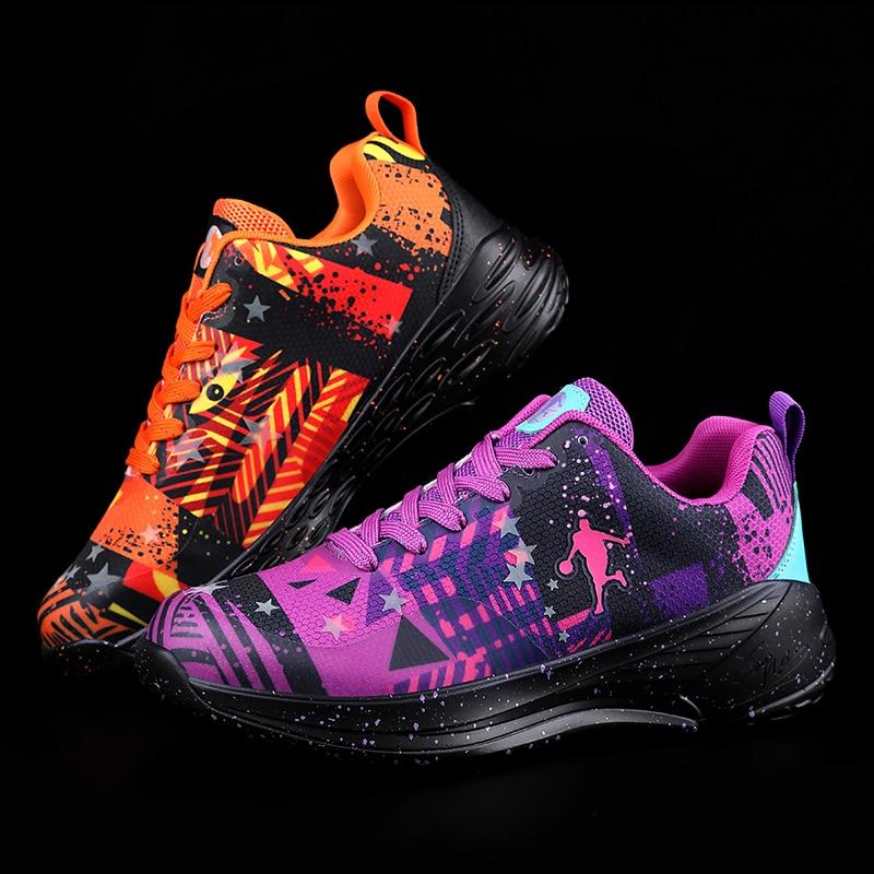 Zapatillas De baloncesto transpirables para hombre, zapatillas deportivas, zapatillas De baloncesto De dos tonos, zapatillas De baloncesto para hombre, tallas grandes 36-47