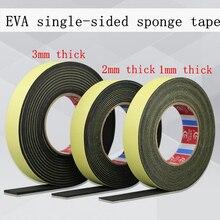 Bande éponge EVA Super adhésive   Épaisseur de 1 à 3MM, bande éponge EVA à une face