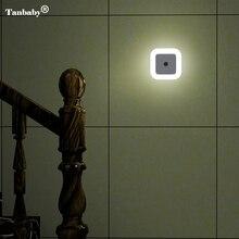 LED capteur intelligent LED veilleuse lampe Induction capteur contrôle lumière LED 0.5W lampe automatique
