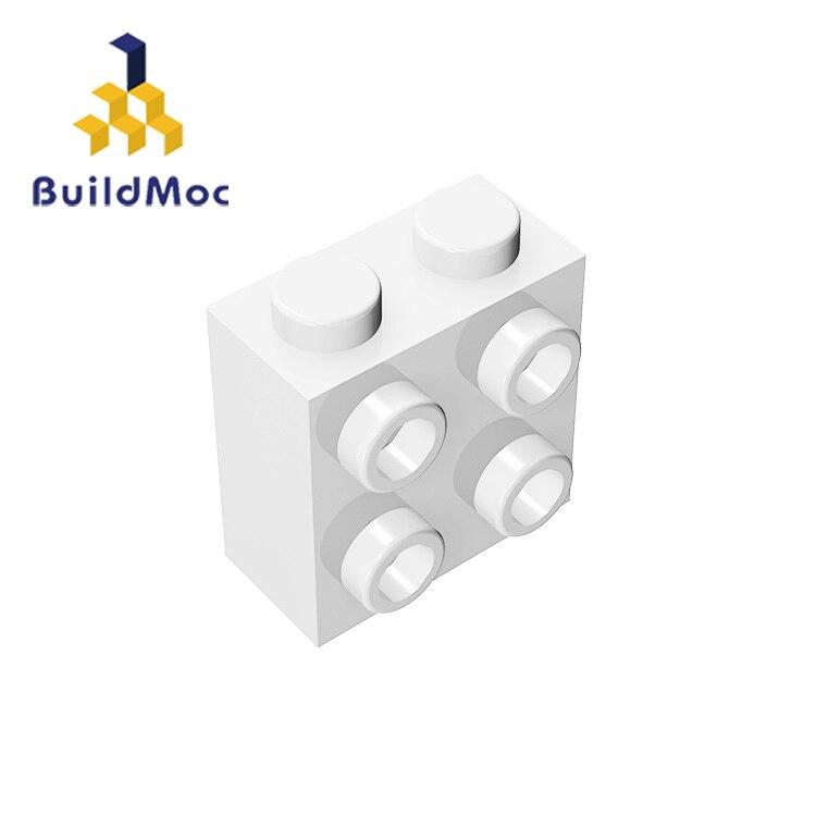 BuildMOC Compatible Assembles Particles 22885 1x2x1.66 For Building Blocks Parts DIY LOGO Educational Tech Parts Toys