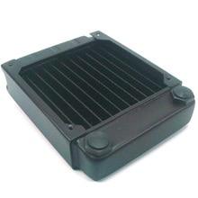 WinKool 120mm cuivre refroidissement par eau radiateur échangeur de chaleur 36mm dépaisseur pour ventilateur 12 CM