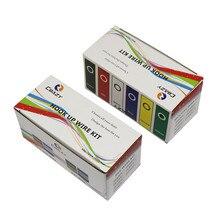 Kit de fil toronné mixte   18 20 22 24 28 AWG 1007 ( 6 couleurs de mélange, ligne de câble électrique, ligne de fil aérien, cuivre PCB, bricolage