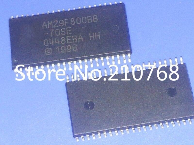 10 pçs/lote AM29F800BB-70SE AM29F800BB70SE AM29F800BB-70 AM29F800BB SOP44