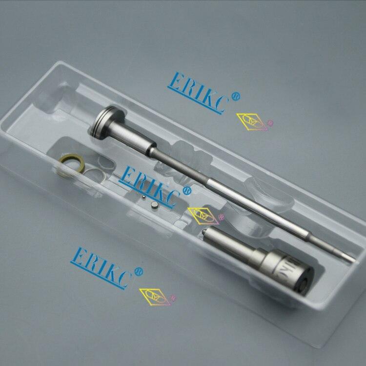 ERIKC injector kits de reparo válvula F00RJ02056 DLLA153P2189 bico (0433172189) anéis de vedação bola e assento bola para 0445120232