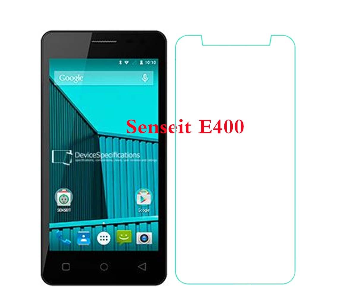 Vidrio templado para Senseit T250 Protector de pantalla 9 H 2.5D la película protectora del teléfono para Senseit E400 de vidrio templado