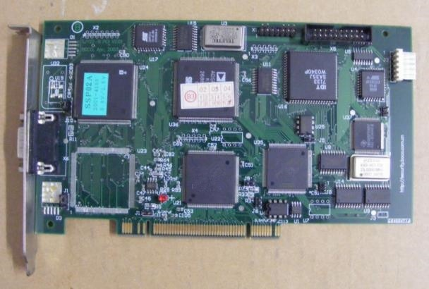 SJY22-B cartão de captura pci v2.01