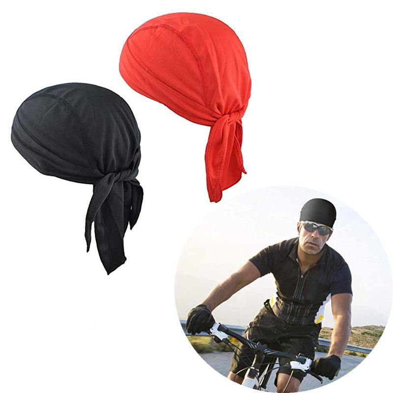 Быстросохнущая чистая велосипедная шапка 1 шт. головной платок летний мужской