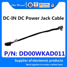MAD DRAGON Brand laptop new DC-IN DC IN cable DC Power Jack Cable For DD00WKAD011