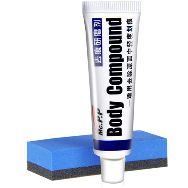 Car Body Compound Wax Paint Paste Set Scratch Paint Care Auto Polishing Grinding Compound Car Styling Fix It Pro Repair Kit
