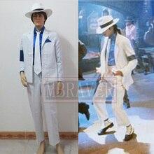Costume criminel lisse Michael Jackson Costume Cosplay Michael Jackson