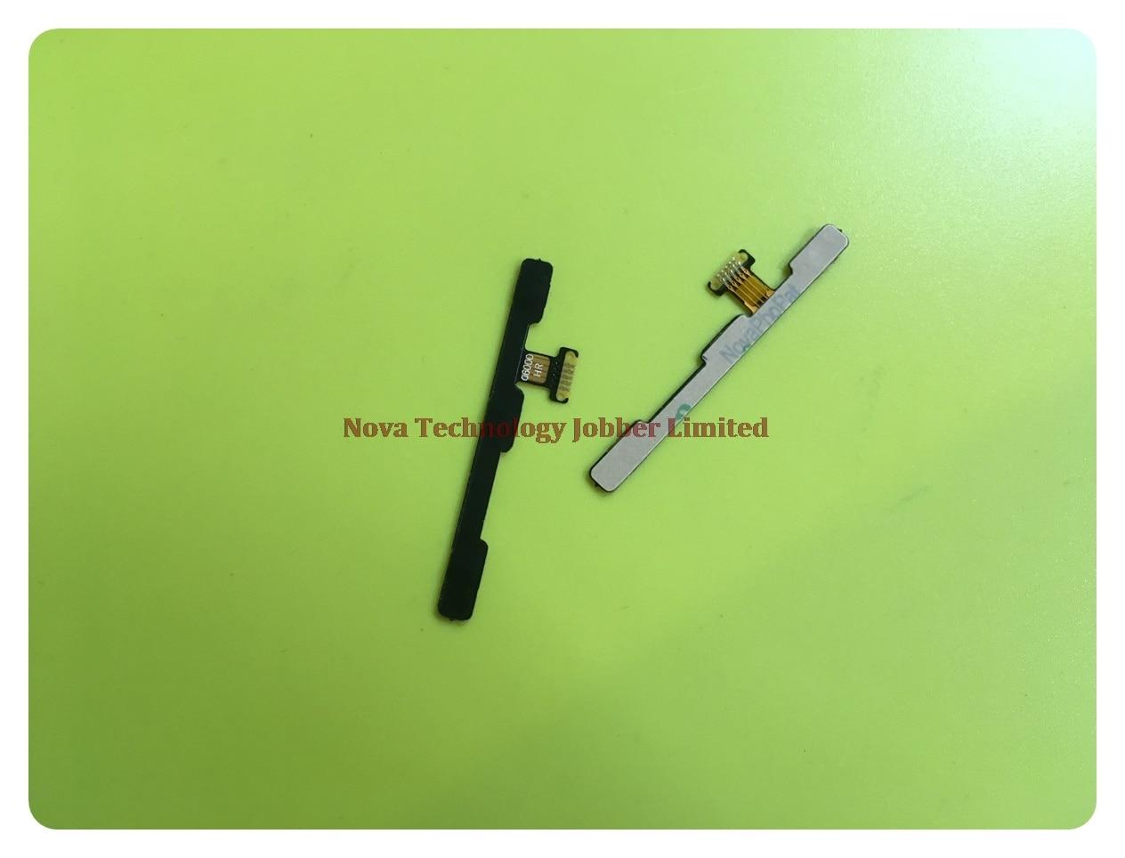 Wyieno a6020 interruptor de ligar/desligar fita volume para lenovo vibe k5 a6020 power button flex cabo peças reposição + rastreamento