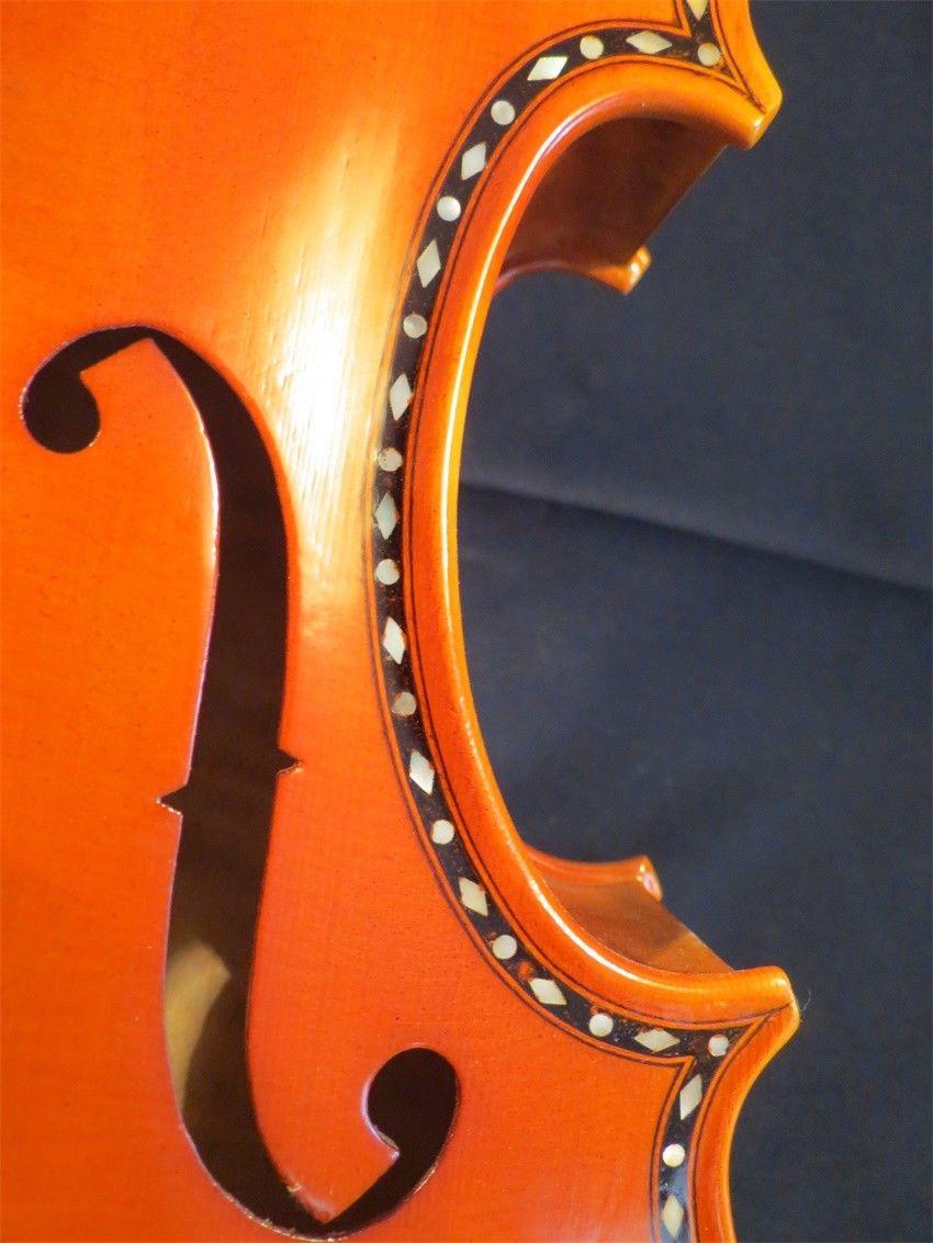 Solid wood SONG excellent Maestro viola 16 1/2