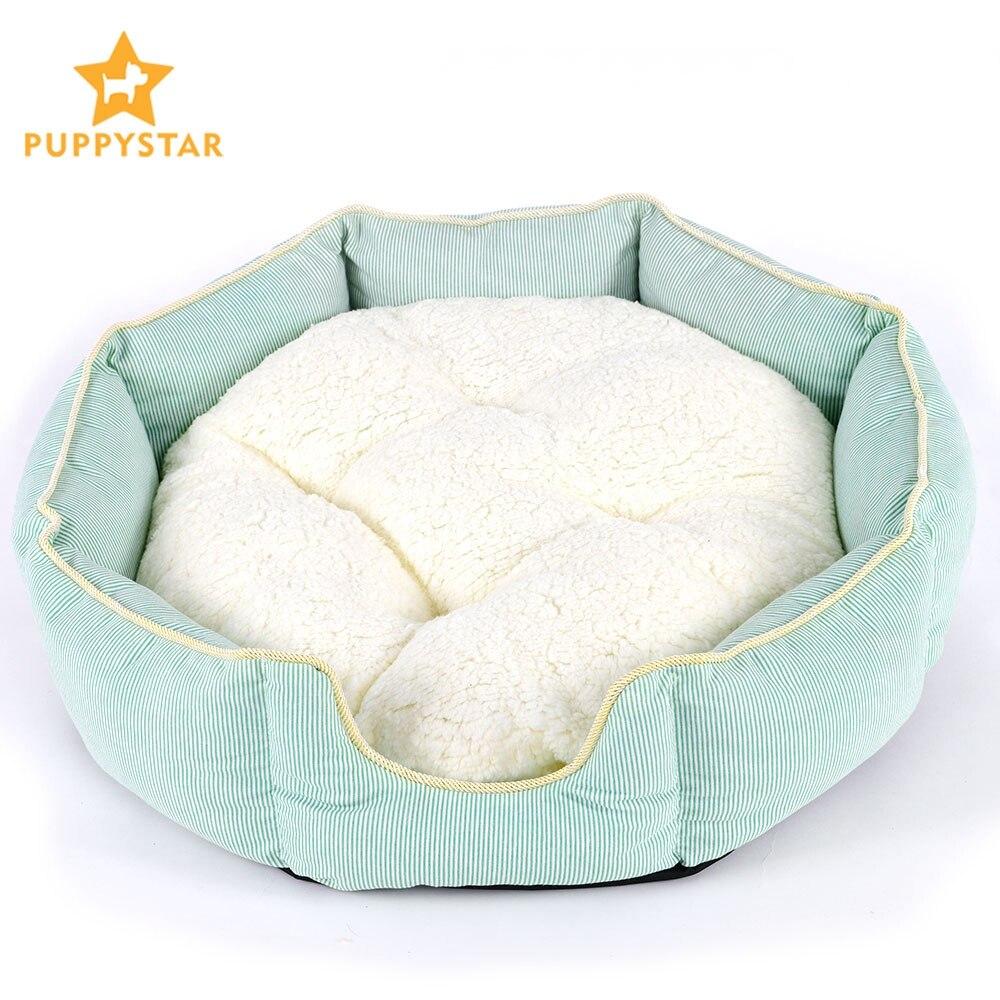 Hund Betten Für Small Medium Large Hunde Katzen Erwärmung Welpen Zwinger Katze Hund Bett Sofa Haus Matte Schlaf Atmungs Pet bett Produkte T08