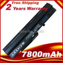7800 Mah 11.1 V Laptop Batterij BTY-S11 BTY-S12 Voor Msi Wind U90 U100 U100X U210 Voor Lg X110 Voor Akoya mini E1210