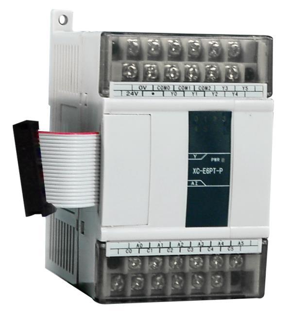 XINJE XC-E16X ، I/O وحدة التوسع من سلسلة XC PLC ، لديها في الأوراق المالية ، والشحن السريع