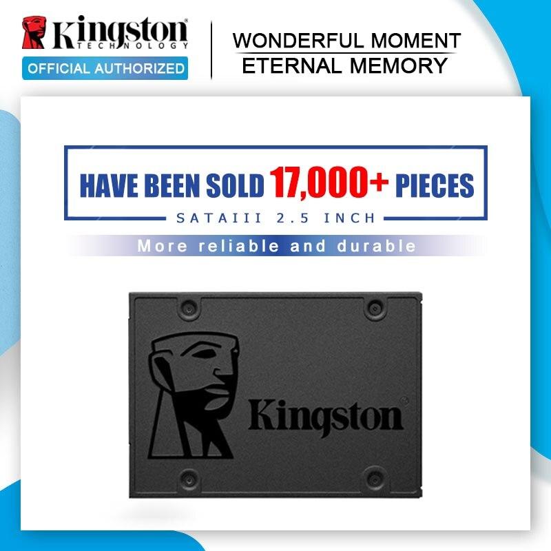 Kingston a400 ssd interno unidade de estado sólido 120 gb 240 gb 480 gb 2.5 polegada sata iii hdd disco rígido hd ssd computador portátil 960 gb