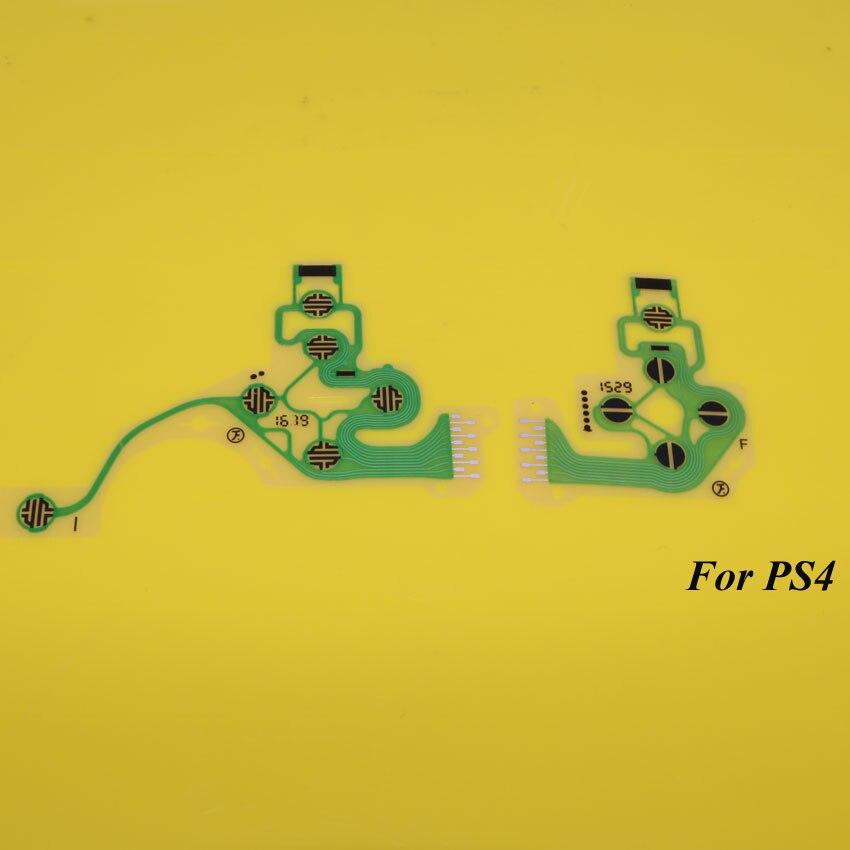 YX-301 1 шт. для геймпада PS4 заменяемая Гибкая фотопленка для ps4 проводящая пленка, ленточная печатная плата