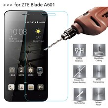 2.5D 0.26mm 9H Premium Tempered Glass For ZTE Blade A601 Screen Protector protective film For ZTE Bl