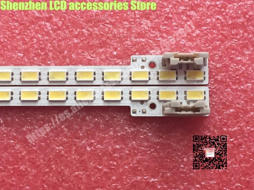 4 шт./лот для samsung 32-дюймовая LTJ320HN01-H ламповая штанга 1 шт. = 44LED 347 мм 2 шт. Левая и 2 шт. правая