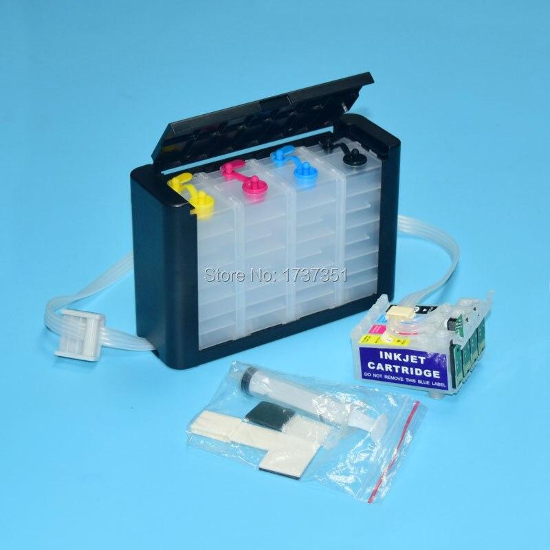 129 T1291-T1294 sistema de tinta ciss com chip de arco para epson stylus escritório bx305f bx305fw bx525wd bx625fwd sx420w sx425w