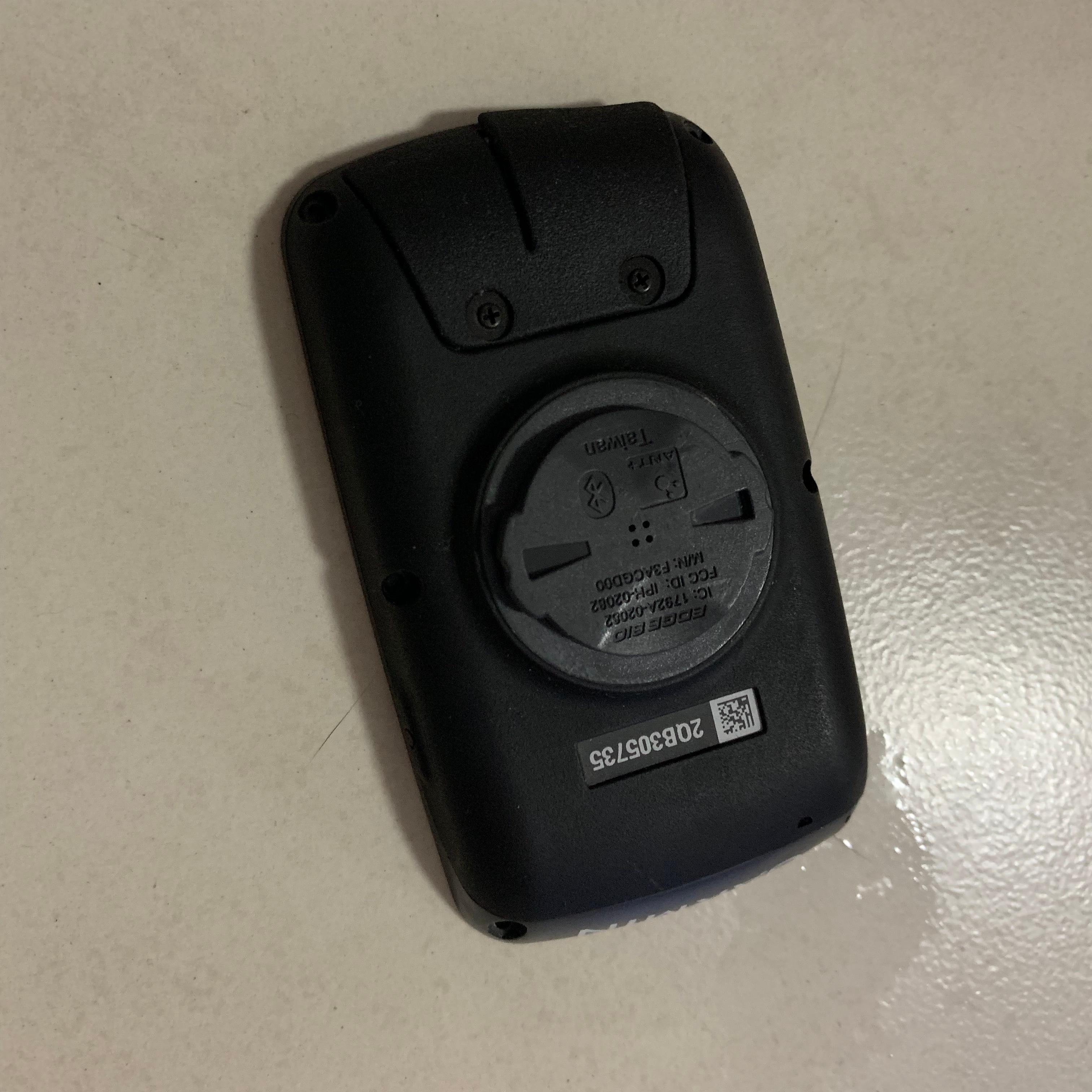 Оригинальный батарейный корпус для GARMIN EDGE 810 задняя крышка с динамиком + разъем для sd-карты + Замена разъема для зарядки