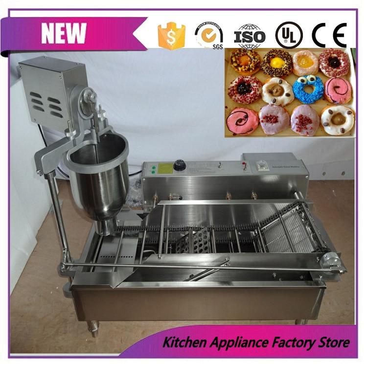 Máquina industrial para hacer donuts/máquina para hacer donuts/donuts
