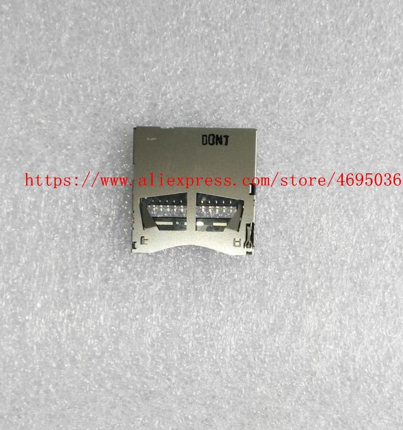 Nueva ranura para tarjeta de memoria SD MDH2, ranura para tarjeta para Panasonic MDH2, pieza de reparación de cámara con ranura para tarjeta MDH2