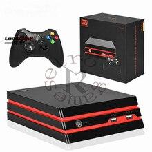 DHL 8 stks/partij TV game console Ondersteuning HDMI/AV interface video game draadloze controller ingebouwde 600 non repetitieve retro games