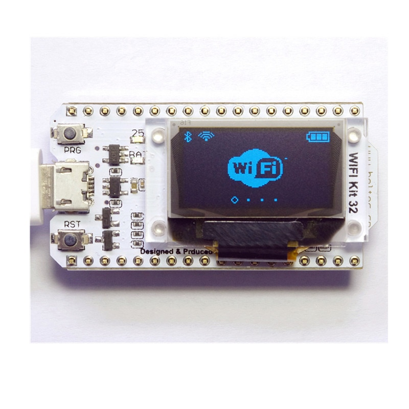 ESP32 Bluetooth WIFI комплект синий OLED 0,96 дюймо�
