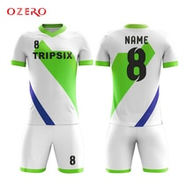 Créez vos propres uniformes de maillot de football