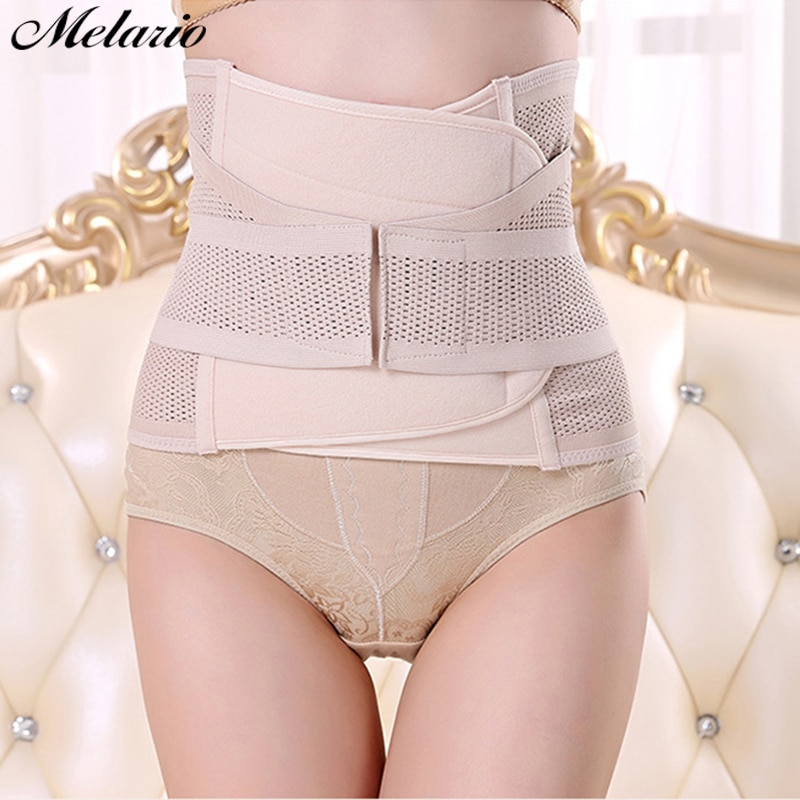Melario Postpartum Belly Band 2020 New After Pregnancy Belt Belly Belt Maternity Bandage Band Pregnant Women Shapewear Reducers