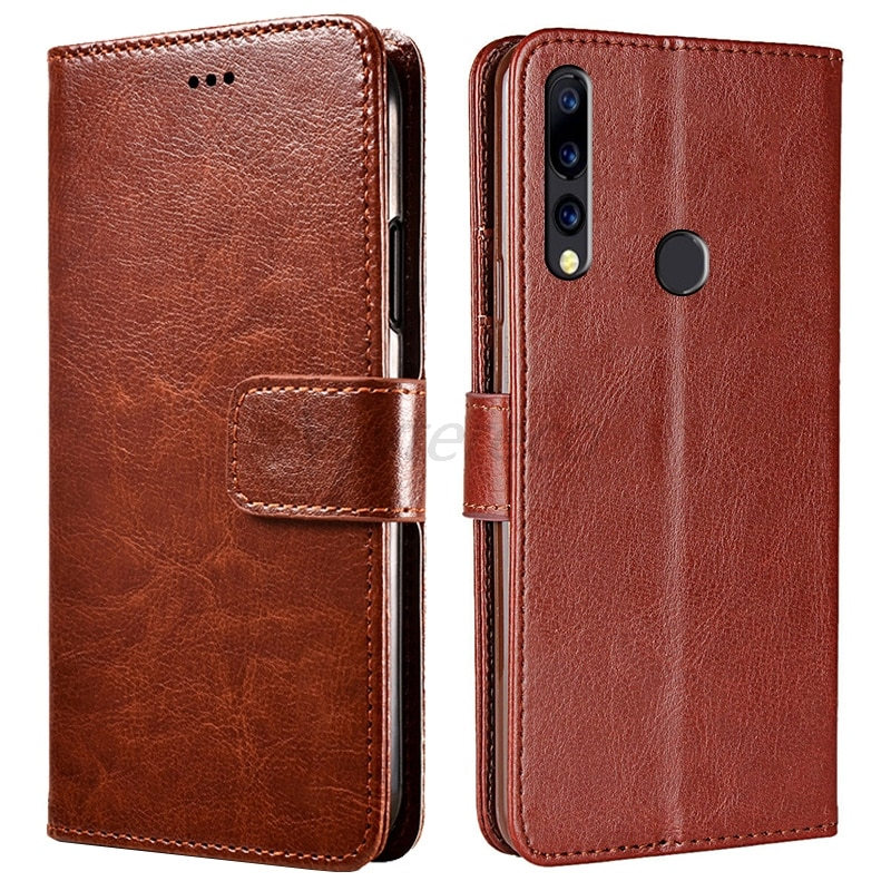 For UMIDIGI A5 Pro Case Soft Silicone Back Flip Leather Wallet Cover Original For UMIDIGI A7 Pro Case Hard Fundas Phone Bag Capa