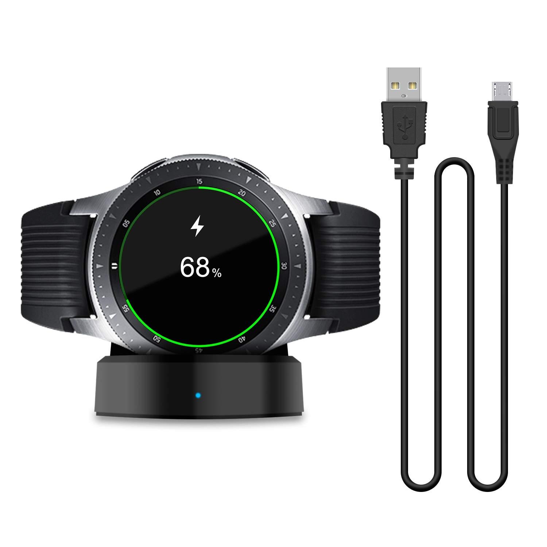 YSAGi Adecuado para cargador de reloj inteligente Samsung Galaxy reloj de 42...