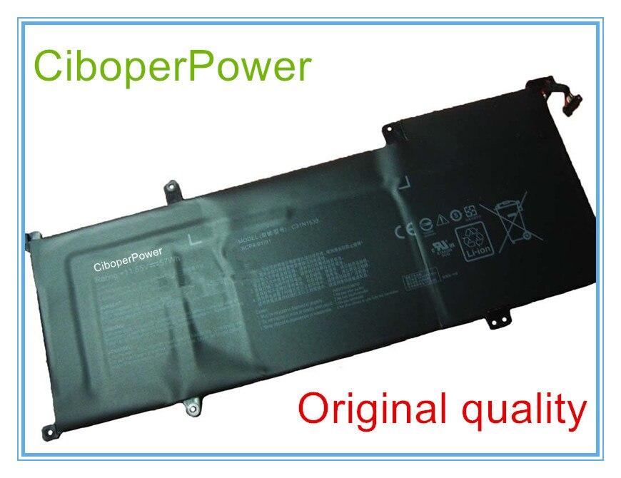 Original C31N1539 batería para UX305UA 31CP4/91/91 0B200-01180200
