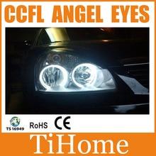 Freies Verschiffen Für VAZ Lada 2170 2171 2172 CCFL Angel Eyes Ringe Nicht Projektor Halo Ringe CCFL Auto Augen