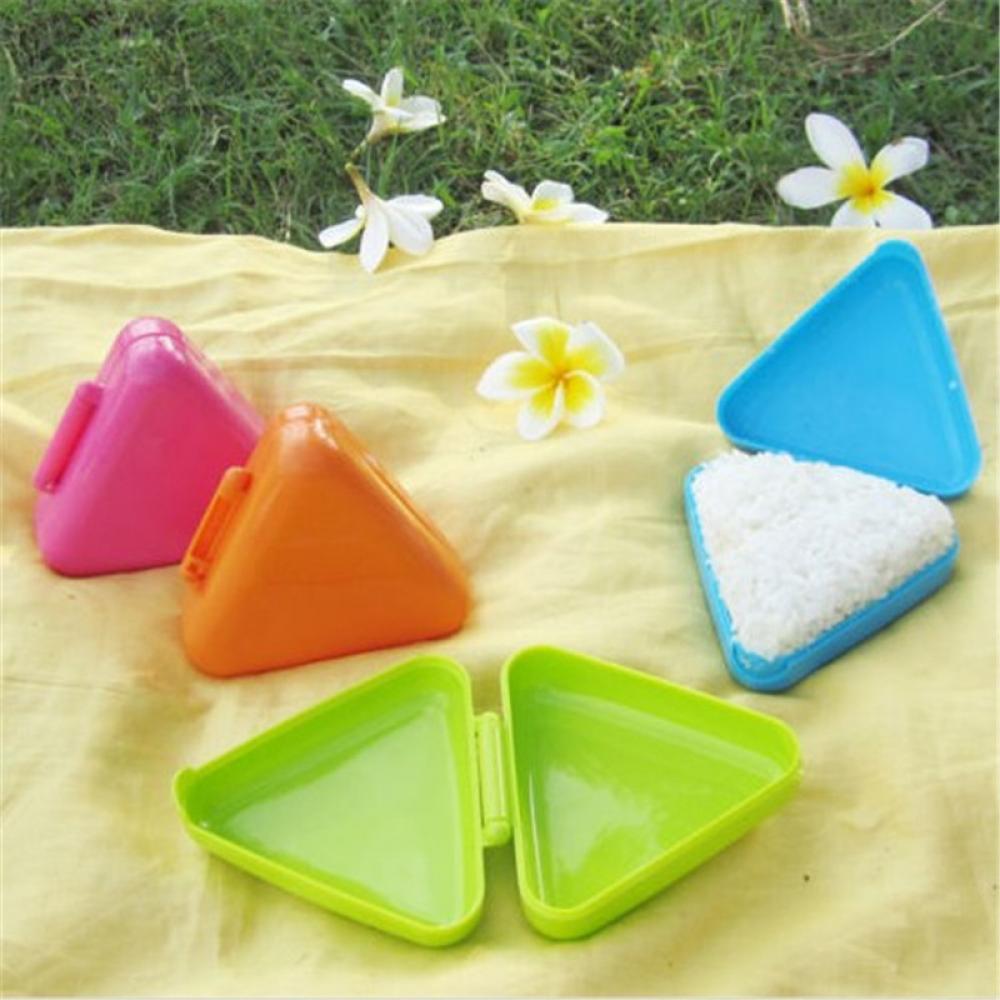 Каннерт, трехугловая форма для приготовления суши, рисовый онигири, шар, пресс-форма для приготовления пищи, сделай сам, кухонные инструмент...
