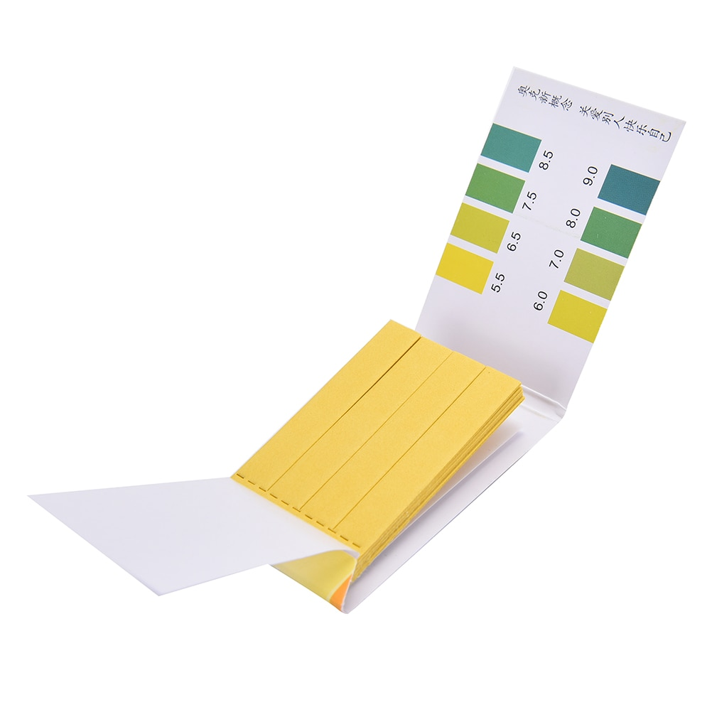 1Set 80 Strips New Measurement Analysis Instruments Useful PH Litmus Testing Test Kit Paper Urine Saliva Acid Alkaline