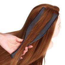 1 pièce de peigne de couleur de cheveux en plastique plaque de teinture professionnel coiffure Pick color Board accessoires de coiffure 2U1221
