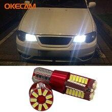 2x Canbus T10 W5W LED feux de gabarit de voiture pour Daewoo Nexia Matiz Lanos Lacetti Nubira Kalos Tico Leganza Gentra Espero Cielo