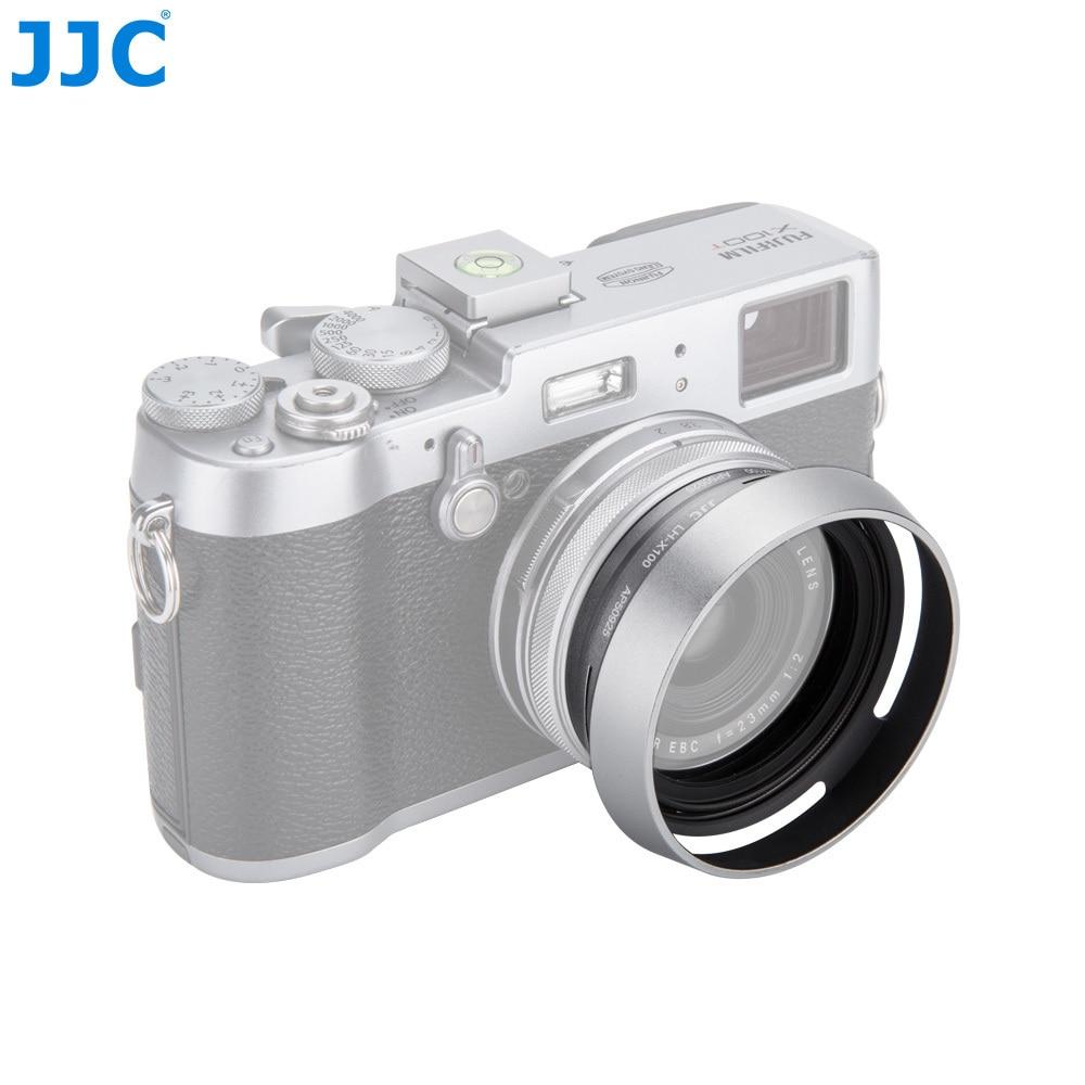Câmera de metal lente capa parafuso adaptador anel 49mm para fujifilm x100v x100f x100s x100s x100 x70 substituir fujifilm LH-X100 & AR-X100