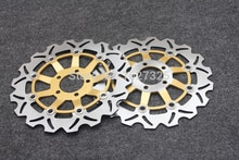 KAWASAKI ZZR Rotors de disque pour frein avant   Frein avant de moto, ZX600D/F382) modèle 600CC, année 1990-1992/ZZR 600CC, modèle 1993-2007