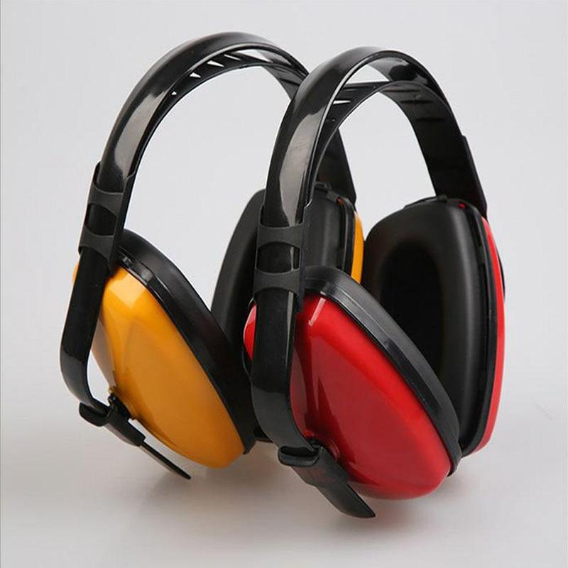 Orejeras de protección auditiva con reducción de ruido, insonorizadas para el trabajo, para estudio, para dormir, protección auditiva, SEGURIDAD AUDITIVA YEZ001