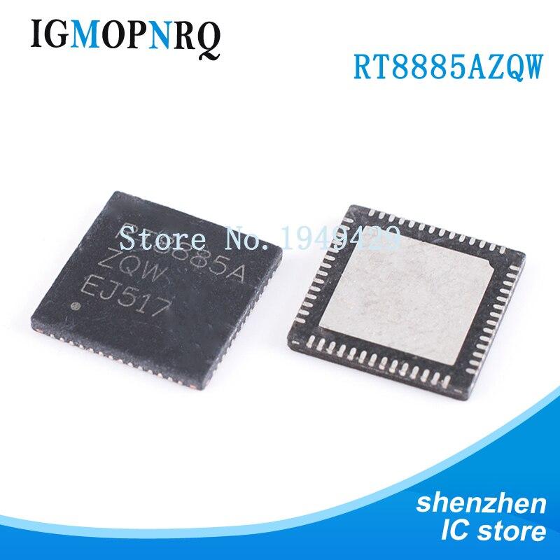 2pcs/lot RT8885AZQW RT8885A QFN laptop chip new