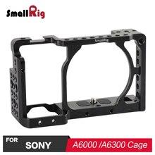 Cámara pequeña jaula para Sony A6000/A6300/A6500 ILCE-6000/ILCE-6300/ILCE-A6500/Nex-7 celular 1661