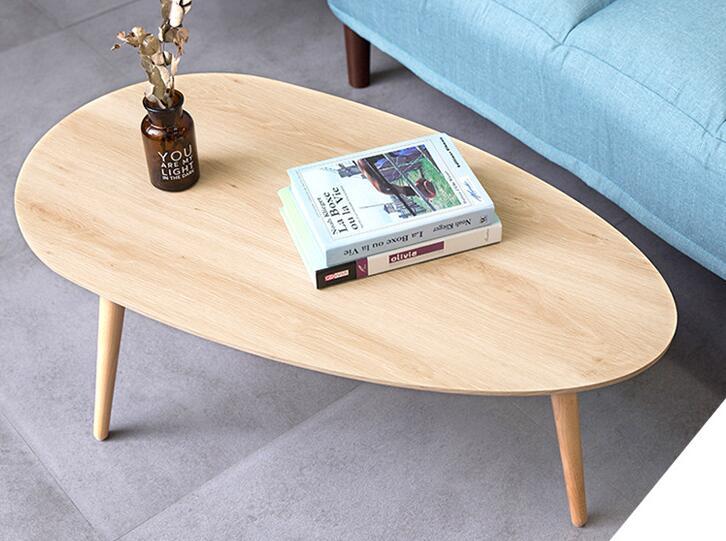 صغيرة منتصف القرن طاولات القهوة الحديثة لغرفة المعيشة-المعاصرة منخفضة الخشب مركز أريكة الجدول أثاث خشبي الجانب نهاية الجدول