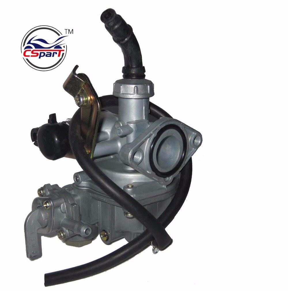 19mm PZ19 Carb Carburetor For Honda CT C90 ST90 CUB CT90 70 90 Cable Choke