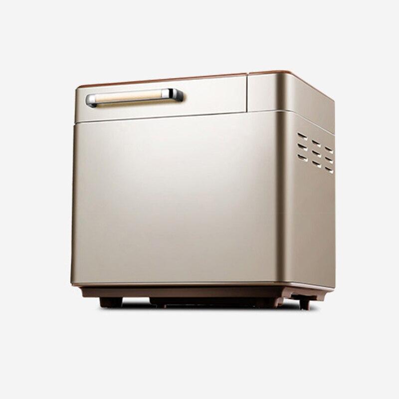 Home ماكينة بها بنفسك ماكينة الخبز DL-TM018 التلقائي عجانة متعددة الوظائف ذكي الخبز المحمصة 25 القائمة/13h توقيت 1 قطعة